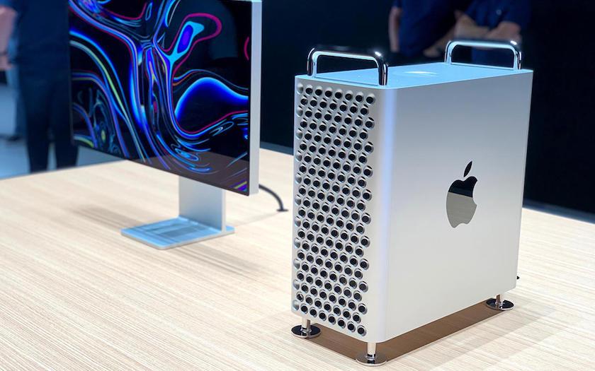 کامپیوتر دسکتاپ مک پرو ۲۰۱۹ اپل